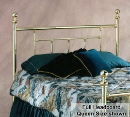Chelsea Full Size Metal Headboard - 1036