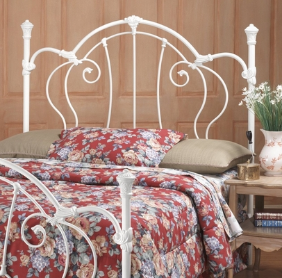 Cherie Eastern King Size Metal Headboard - 381-670