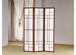 Cherry 3 Panel Folding Screen - 900110