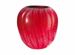 Cherry Drop Broad Vase - Dale Tiffany
