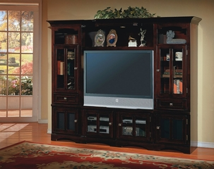 Cherry Hill Flat Panel / Flat Screen Entertainment Center - Parker House - PARK-CHE-100-4RX