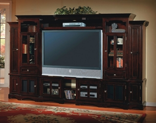 Cherry Hill Flat Panel / Flat Screen Entertainment Center - Parker House - PARK-CHE-100-6TX