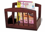 Cherry Magazine Rack - 900459