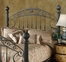 Chesapeake King Size Headboard with Frame - Hillsdale Furniture