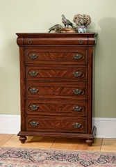 Chest - Isabella Chest in Oak - Coaster - 200515