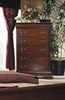 Chest - Louis Philippe Chest in Cherry - Coaster - 200435