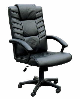 Chester Executive Chair with Pneumatic Lift - Chesterfield - 02341