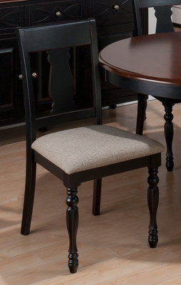 Chesterfield Tavern Splat Back Side Chair - Set of 2 - 293-713KD