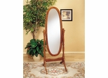 "Cheval Mirror - ""Nostalgic Oak"" - Powell Furniture - 979"