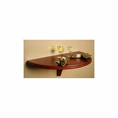 Chicago Wall Table in English Tudor - American Hertiage - AH-610005ET