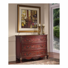 Chili Accent Chest - Pulaski