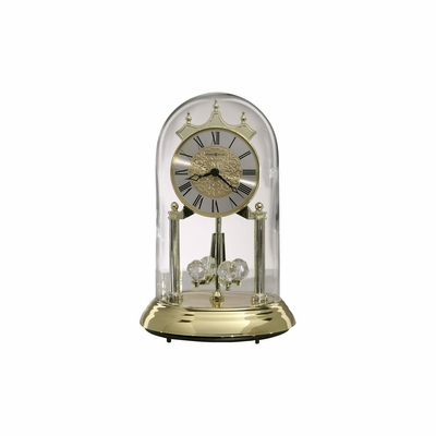 Christina Glass Domed Anniversary Clock - Howard Miller