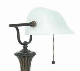 Christopher Banker Lamp - 4D Concepts - 912556