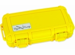 Cigar Caddy 3400 Travel Humidor in Yellow - HUM-CC5-YEL