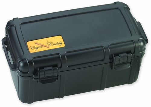 Cigar Caddy 3540 Travel Size Humidor - HUM-CC15
