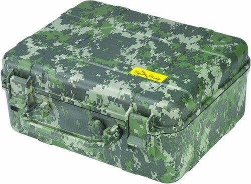 Cigar Caddy 40 Forest Camo Travel Humidor - HUM-CC40-FC
