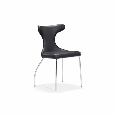 Citrus Leatherette Dining Chair - Set of 2 - Zuo