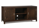 City Chic TV Stand in Espresso - Home Styles - 5536-09