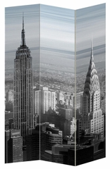 City Printed Folding Screen - 960584