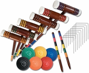 Classic Croquet Set - Franklin Sports