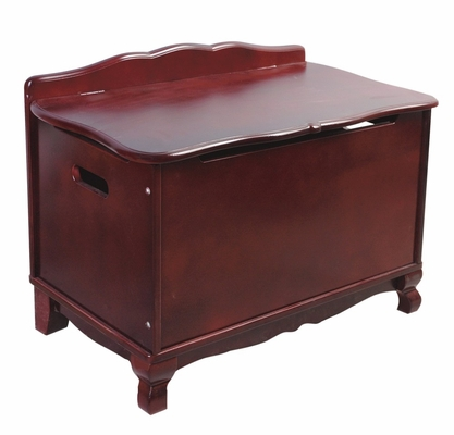 Classic Espresso Toy Box - Guidecraft - G86204