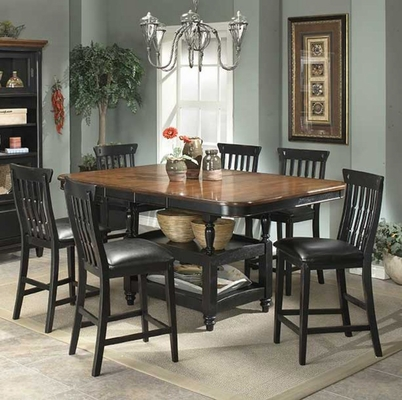 Clear Brook Counter Height Dining Set 2 - Entree by APA Marketing - CBK-CDSET-2