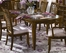 CLOSEOUT SPECIAL! - Dining Table with Insert Glass Top - Wynwood Furniture - 1878-30
