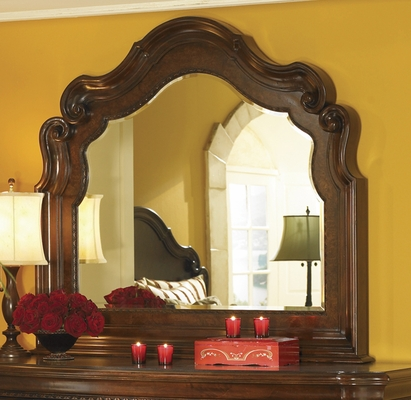 CLOSEOUT SPECIAL! - Escalona Mirror - Wynwood Furniture - 1707-81