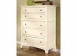 CLOSEOUT SPECIAL! - Five Drawer Chest - Wynwood Furniture - 1877-72