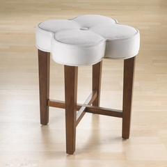 Clover Vanity Stool - Hillsdale Furniture - 50958