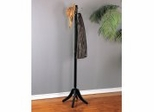 "Coat Rack - Contemporary ""Merlot"" - Powell Furniture - 383-274"