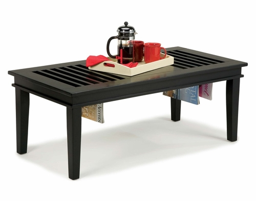 Cocktail Table in Black - 5301-21