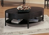 Coffee Table in Cappuccino - Coaster - COAST-139411
