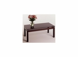 Coffee Table in Espresso Finish - Winsome Trading - 92740