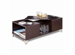 Coffee Table Set - Brooklyn Collection in Epresso - Nexera Furniture