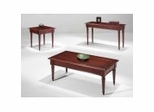 Coffee Table Set in English Cherry