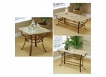 Coffee Table Set in Metallic Brown - Hillsdale Furniture