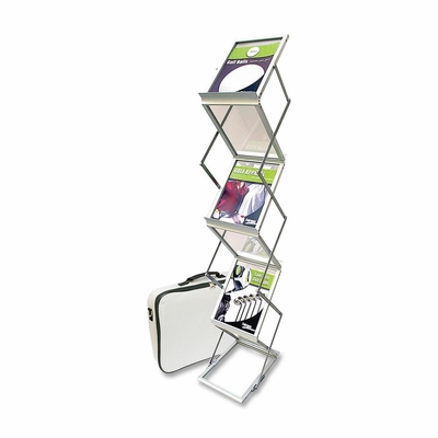 Collapsible Floor Stand - Silver - DEF791061