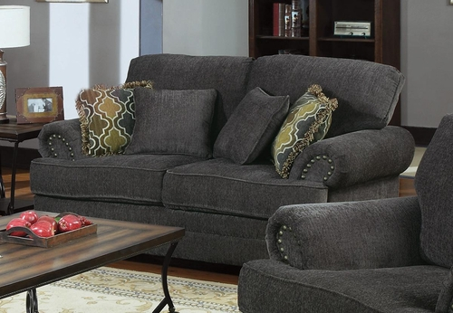 Colton Traditional Loveseat - 504402