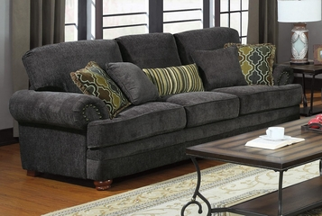 Colton Traditional Sofa - 504401