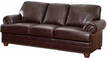 Colton Traditional Sofa - 504411