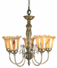 Columbus Tulip Fixture - Dale Tiffany - TH70702