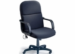 Comfort Big and Tall Executive Chair in Gray - Mayline Office Furniture - 1801AG2110