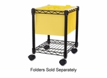 Compact Mobile Cart - Black - LLR62950