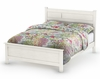 Complete Queen Size Bed - Vendome - South Shore Furniture - 3810A3