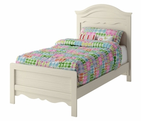 Complete Twin Size Bed - Summer Breeze - South Shore Furniture - 3210A3
