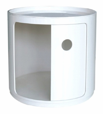 Compo 1 Element Storage Unit in White - BB-03-WHITE