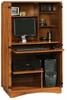 Computer Armoire Abbey Oak - Sauder Furniture - 404958 Harvest Mill