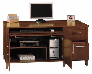 "Computer Credenza 60"" - Somerset Collection - Bush Office Furniture - WC81729-03"