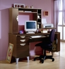Computer Desk and Hutch - Nexera Furniture - PAB-OSET-1